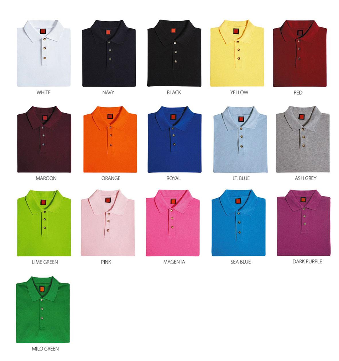 Polo Shirt Master Color Services